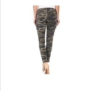 Mavi Jeans - Military camouflage pants